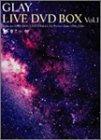 GLAY LIVE DVD BOX Vol.1(includes LIVE DVD 3TITLES & GLAY Perfect Data 1994-2004) B00062RJCO
