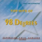 98 Degrees Greatest Hits Karaoke CD+G Superstar Sound Tracks (UK Import)