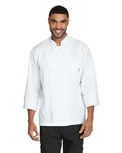 Dickies Chef Unisex Executive Chef Coat ()