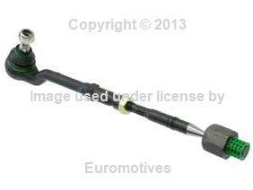 BMW e53 x5 (00-03) Tie Rod Assembly L=R (x1) OEM Lemfoerder