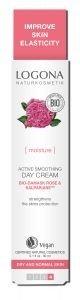 Logona Active Smooth Day Cream, 0.1 Ounce