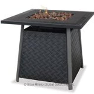 Endless Summer, GAD1325SP, LP Gas Outdoor Fire Bowl with Steel Mantel