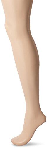 Maidenform Women's Hosiery Sexy Shaping Bottom Lifter, Powder Beige, Large (Hosiery Sexy)