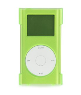 XtremeMac Shieldz Cover for iPod Mini (Kiwi) (Xtrememac Shieldz Cover)