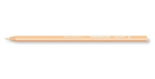 Staedtler Ergosoft Coloured Pencil - Peach (Pack of 12)