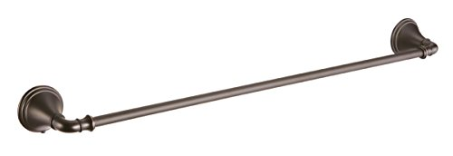 Eden Bar Bath - Design House 560037 Eden Towel Bar, Oil Rubbed Bronze, 24-Inch