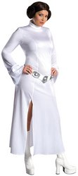 Princess Leia Adult Costume - Plus Size -