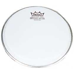 Remo BB-1222-MP 22-Inch Emperor Marching Bass Drum Head, Smooth White KMC Music Inc
