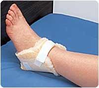 (Posey 826110 5 x 5 Inch Economy Heel Protector with Plastic)