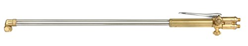 Victor Technologies 0381-1624 ST 930FC ST 900FC Series Heavy Duty Straight Cutting Torch, 90 Degree Head Angle, Series 1, 36