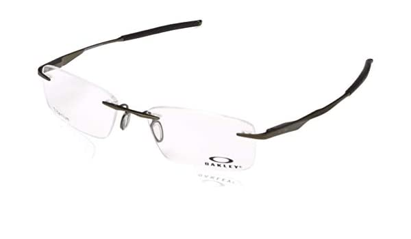 234e42f65a8 Eyeglasses Oakley Frame OX 5118 511801 SATIN PEWTER  Amazon.ca  Clothing    Accessories