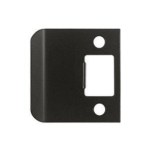 Deltana SPE225U10B Strike Plate Part, Pack Of 10 Oil Rubbed Bronze