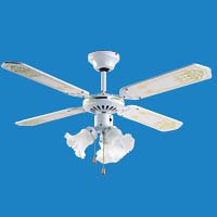 Micromark mm30003 42 san francisco ceiling fan with 3 light fitting micromark mm30003 42quot san francisco ceiling fan with 3 light fitting aloadofball Images