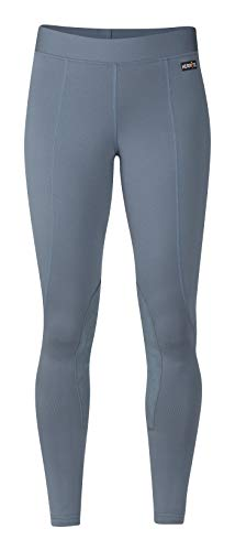 Kerrits Performance Tight Flow Rise Jade Size: M (Riding Tights Knee Patch)