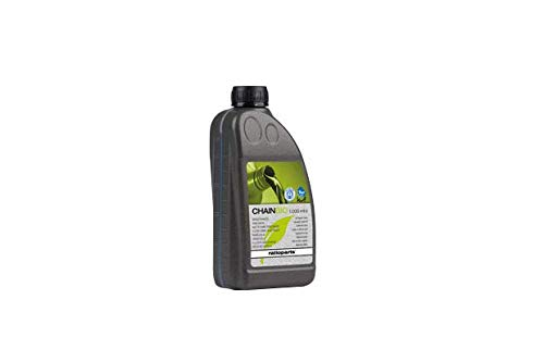 Ratio Parts Pack of 10Kettenhaftöl Biodegradable Chainsaw Oil 1Litre for Saw Chains and Chainsaws by Ratioparts