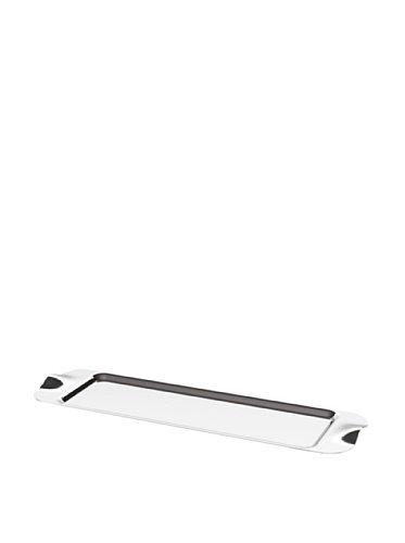 SteelForme Rectangular Tray, Silver, 6
