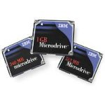 Microtech International 1GB IBM Microdrive