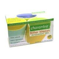 Tea Charantea Ampalaya - Charantea Ampalaya Bitter Melon Tea Bags, 30 Count