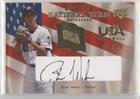 Ryan Weber #22/375 (Baseball Card) 2008 Upper Deck - USA Baseball Junior National Team - Black Ink Autographs [Autographed] #USJR-RW