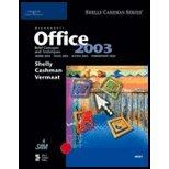 Microsoft Office 2003 Brief - Microsoft Office 2003 - Brief (04) by Shelly, Gary B - Cashman, Thomas J - Vermaat, Misty E [Paperback (2003)]