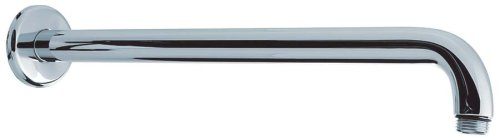 Hansgrohe 27413001 Shower Arm, 15-Inch, Polished Chrome