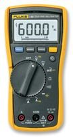 MULTIMETER, DIGITAL, HAND HELD, 6000 FLUKE 115 By FLUKE