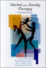 img - for Marital and Family Therapy book / textbook / text book