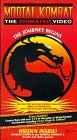 Mortal Kombat - The Journey Begins [VHS]