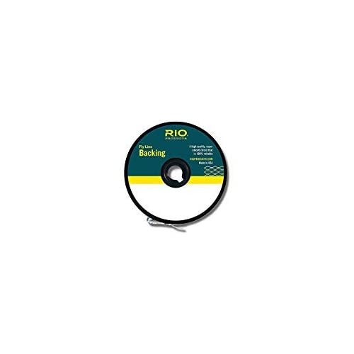 Image of Rio Fly Fishing Backing Dacron 20Lb 5000 yd. Fly Tying Equipment, Chartreuse