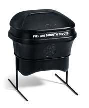 Par Aide 4 Gallon Divot Mate Divot Mix Container with Low Stand ()