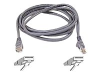 (Belkin Cat-6 Snagless Patch Cable (Gray, 14 Feet))
