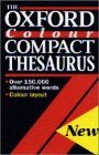 The Oxford Colour Compact Thesaurus, Alan Spooner, 0198631650