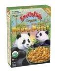 1 CASE, EnviroKidz Organic Cereal, Peanut Butter Panda Puffs, Organic, 10.6 oz, (Envirokidz Panda Puffs)
