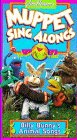 Muppet Sing Alongs: Billy Bunnys Animal Songs [VHS]