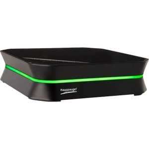 Hauppauge 1504 HD PVR 2 GE Plus - Functions: Video Recording, Video Streaming, Video Capturing - USB 2.0 - 1920 x 1080 - External