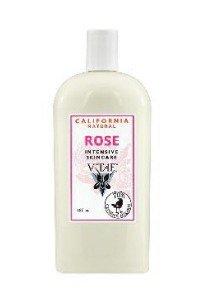 California Natural Rose Intensive Skincare Lotion V'TAE Parfum and Body Care 16 oz Lotion (Vtae Parfum)