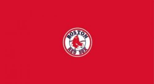 picture of MLB Boston Red Sox 8-Feet Billiard Table Cloth