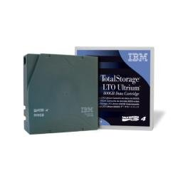 LTO Ultrium 4 800GB/1.6TB Tape Cartridge by IBM