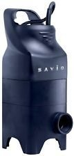 Water Master Savio WMS2050 solid handling submersible pump koi pond waterfall by Savio
