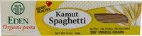 kamut spaghetti - 1