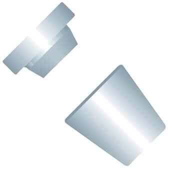 1//16 OD Tubing 10-32 Coned; 10//PK Idex VHP-200-01X VHP Ferrule SS