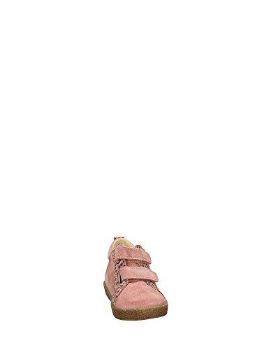 FALCOTTO - Pinkfarbene Schuhe, aus Wildleder,Baby Mädchen,kind