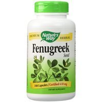 Nature's Way Fenugreek Seed, 180 Capsules (Pack of 2) Thank you for using our service