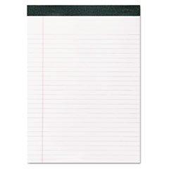 * Recycled Legal Pad, 8 1/2 x 11 3/4 Pad, 8 1/2 x 11 Sheets, 40/Pad, White, Dozen