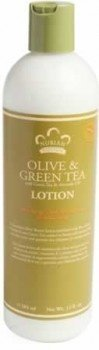 - Nubian Heritage Olive Green Tea Body Lotion 8 oz