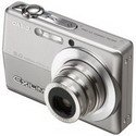 Casio Exilim EX-Z500 5MP Digital Camera with 3x Optical Zoom