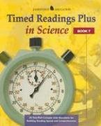 Timed Readings Plus in Science: Book 7