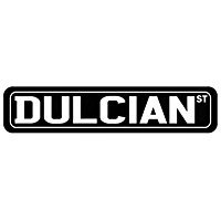 Dulcian Street - Instruments - Street Sign [ Decorative Crossing Sign Wall Plaque ]