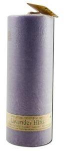 Ecopalm Pillars 2 1/4 in x 6 in Lavender