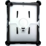 OtterBox Reflex Series Case with Stand for the New iPad 4, iPad 2 and 3 - Vapor (77-21243)